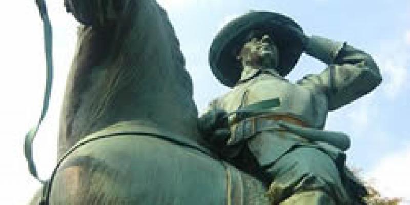Image of Walpole statue